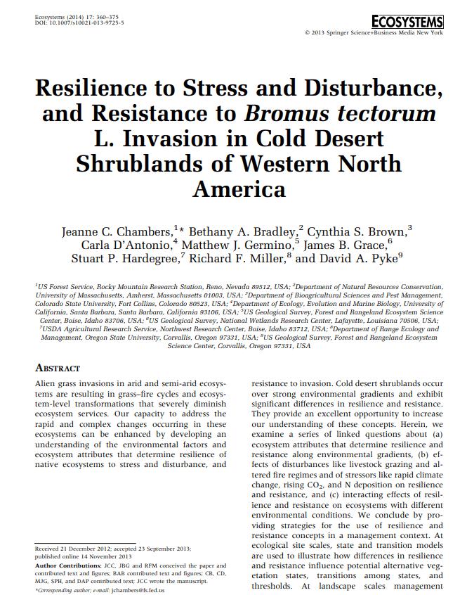 ResilienceToStressAndDisburbJA